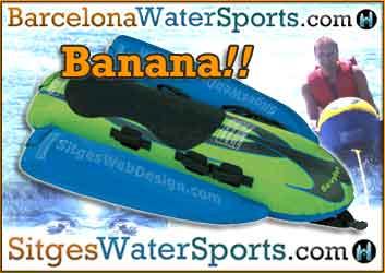 sitges barcelona banana